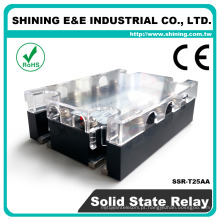SSR-T25AA SSR de propósito geral AC 24V 240V 3-Phase Solid State Relay