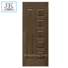 JHK-Low Cost Good Door Panel Black Wenge Veneer