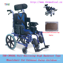 THR-CW958L Manual Wheelchair for Cerebral Palsy Children