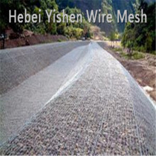 20 years factory high quality galvanized gabion mats