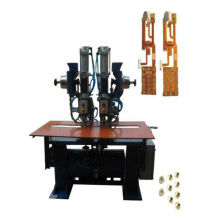 Pneumatic Double Eyeleting Machine(1.2mm-10mm)