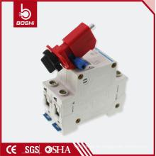 Marca BOSHI Bloqueo del interruptor automático aprobado por la CE (Bloqueo de la barra de conexión) Bloqueo de seguridad TBLO para etiqueta