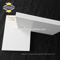 JINBAO decoration pvc foam 5mm sheet for roof panel