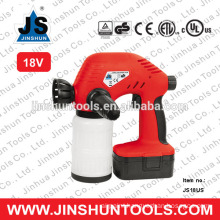 JS professional one mould spray gun
