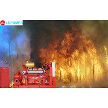 Lista UL Lucha contra incendios con motor Diesel
