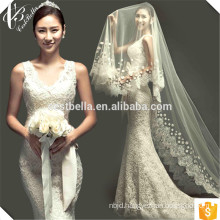 Newest Model Chic Cheap Lace Mermaid Wedding Dress 2016 from China Factory