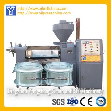 Máquina de prensagem de óleo de soja à venda