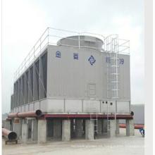 FRP CTI certificada Torre de enfriamiento rectangular Torre de enfriamiento de flujo cruzado Jnt-250-8