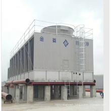 FRP CTI Certified Rectangular Cooling Tower Cross Flow Cooling Tower Jnt-250-8