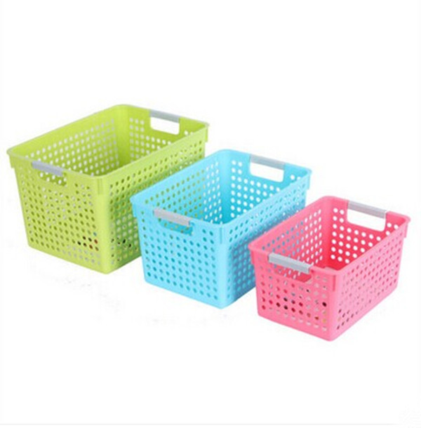 small stacking basket