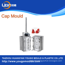 High quality cosmetic bottle cap mould
