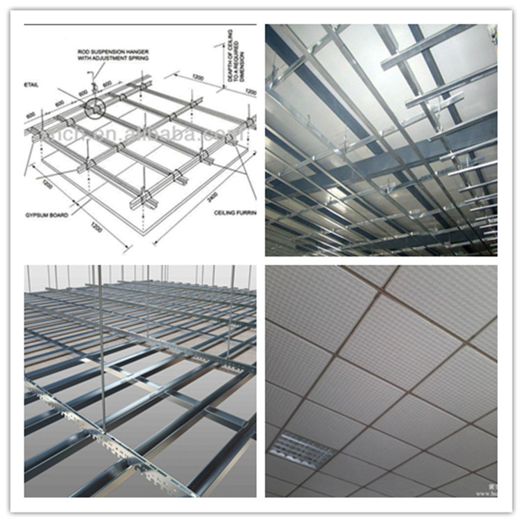 Light Steel Keel Using