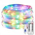 Multi colorido USB Powered LED Light Corda