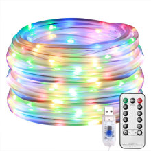 Multi colorido USB Powered LED Light Corda