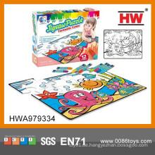 Interessante pädagogische Puzzle Spiele Puzzle Puzzle