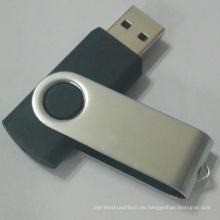 Pendrive USB giratorio con logotipo personalizado