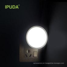 IPUDA A3 Nuevo artículo 3D llevó la luz de la noche para la lámpara emergentey casera elegante