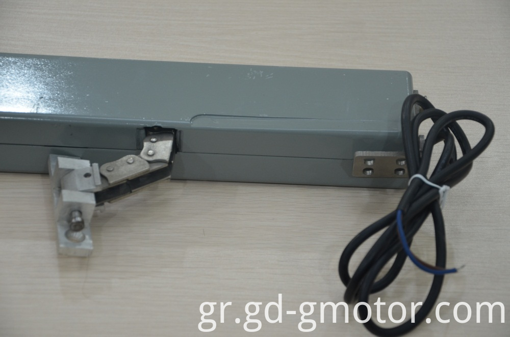 Chain Actuator For Window Automation
