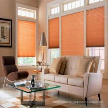 Nuevo producto blackout panal ventana persianas material