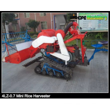 Full Feed Mini Harvester for Sale 4lz-0.7