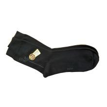 Männer Frauen Plain Kleid Socke mit Modal und Baumwolle (DMC-02)