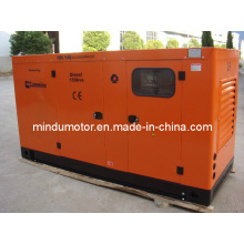 High Reputation 90kw Yuchai Diesel Electric Generator Set