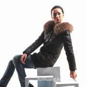 Feather Down Winter Coats