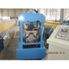 Galvanized steel roof ridge cap gutter roll forming machine