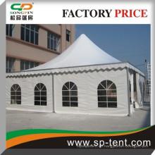 10x10m billig Outdoor-Aluminium-Pagode Luxus-Event-Zelt für Garten-Party