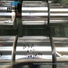 El mejor papel de aluminio de aluminio de la aleación 8011 de la calidad con precio bajo
