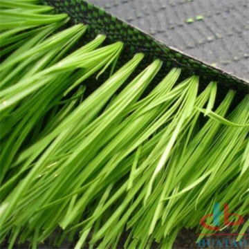 Anti Uv Landscape Turf Artificial Grass Untuk Komersial