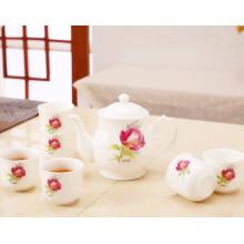 Art- und Weiseentwurfs-eleganter Teekanne-keramischer Tee-Satz