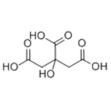Citric acid CAS 77-92-9