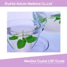 Cristal de mentol USP Grau