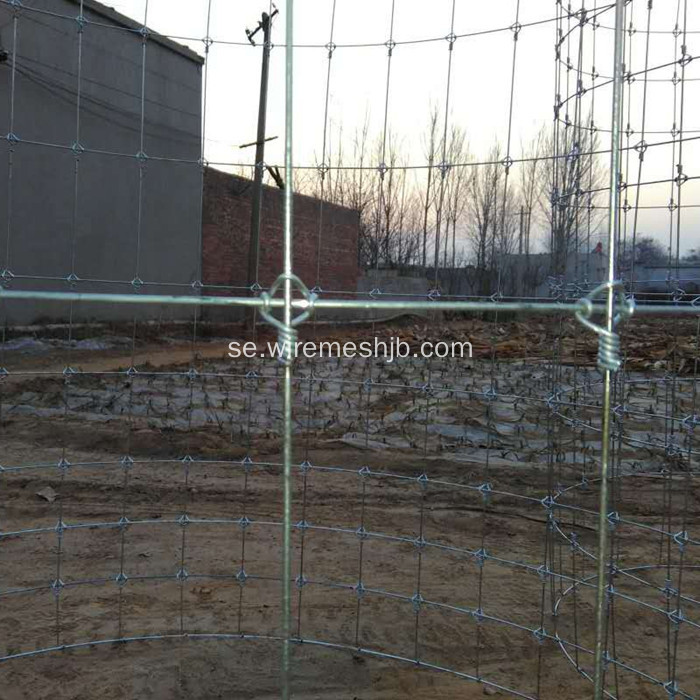 High Tensile Woven Wire Sheep Fence