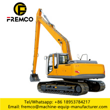 New Crawler Excavator for Farm Job