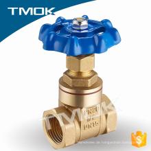 """TMOK 200 WOG 3/4 """"Messing Absperrschieber für Wasserzähler"""