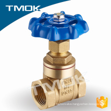 "TMOK 200 WOG 3/4"" Brass Gate Valve For Water Meter"