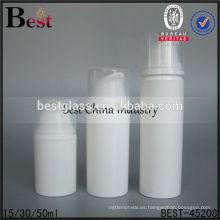 Botella cosmética sin aire de 15/30/50ml pp con la bomba, botella sin aire de la bomba de la fábrica, botella sin aire de la loción de los cosméticos para la venta