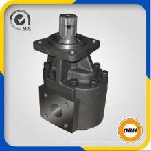 Pompe à engrenages à système hydraulique 3.5epf pour camion à benne basculante