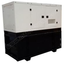 50kVA ISO / CE / Soncap / CIQ Certificado Yangdong Super Silent Diesel Generator Set con super gran tanque de combustible