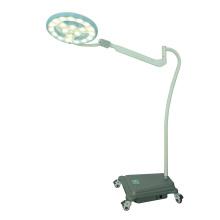 Lumières de fonctionnement à LED montées sur roues