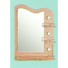 5mm Thickness Silver Glass Bathroom Mirror (81004)