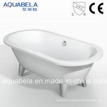 Акриловая чугунная свободная ванна (JL619)