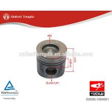 Pistão YC4D do motor de YuChai D2000-1004001