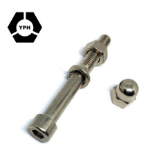 DIN912 Zinc Plated Hex Socket Head Cap Bolt