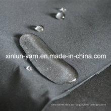 Тканевый текстильный полиэстер Twill для зимней одежды