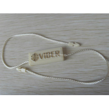 Étiquette en plastique de coup / étiquette en plastique de joint / étiquette d'étiquette / étiquette de bagage By80005