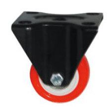 Type léger Little Kingkong Red PU Wheel Roulette (Kxx1b)