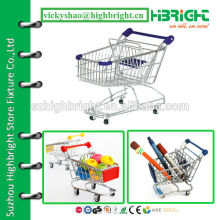 mini wire shopping cart for potato chips